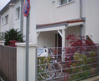 Eingangsüberdachungen