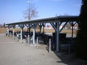 Fahrradunterstand TSV-Germering